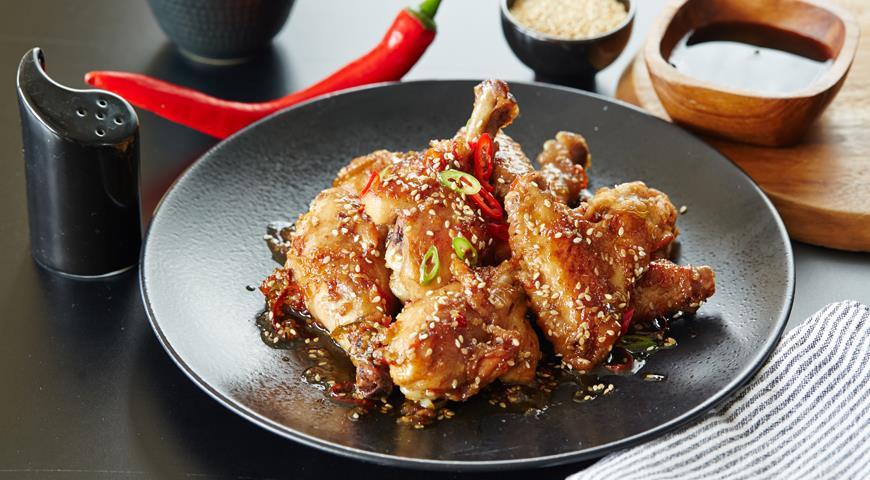Быстрый рецепт куриных бедер